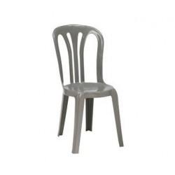 Cafe stol grå