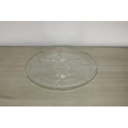 Glasfade runde lille