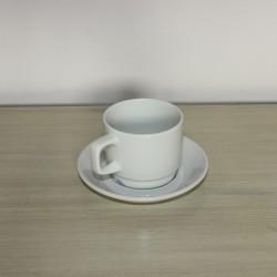 Kaffekop m/underkop