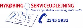 Nykøbing Serviceudlejning